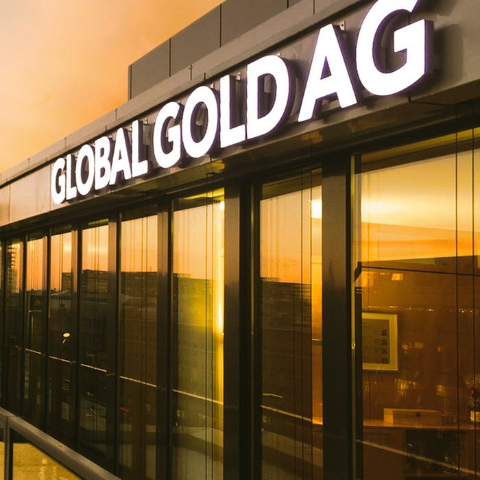 Global Gold Ag Unseriös